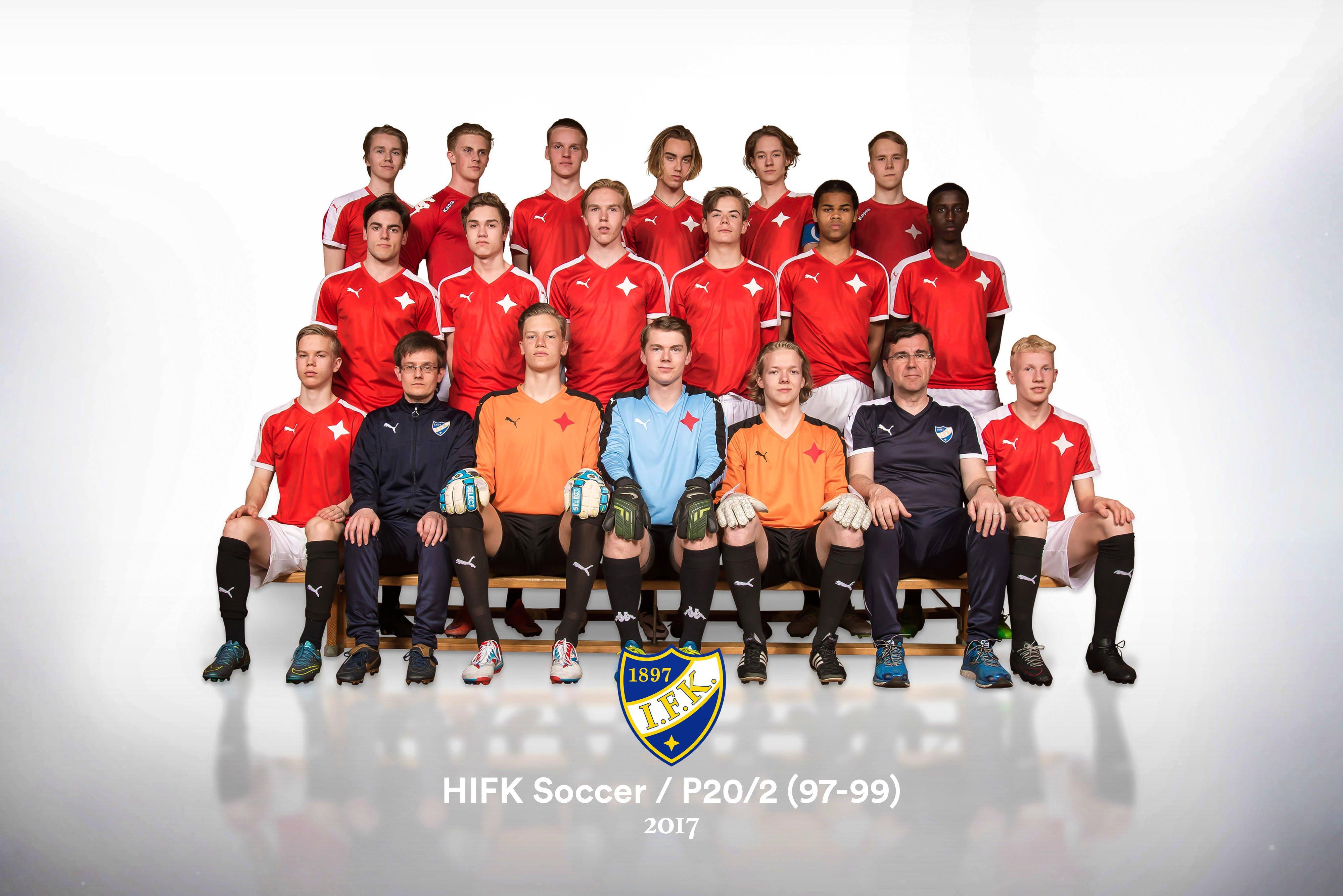 Ota yhteyttä jos haet uutta joukkuetta itsellesi! HIFK P20 Kolmonen  joukkueen ... 9d27ff259c6c3