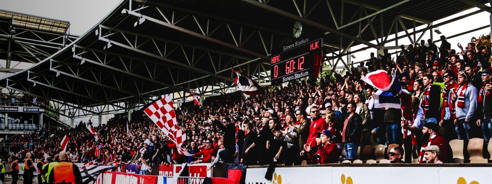 Stadin Derby on noussut kotimaisen urheilun kärkitapahtumaksi. Kaikki viisi edellistä paikallismatsia ovat olleet loppuunmyytyjä ja ottelutunnelma on ollut mahtava.