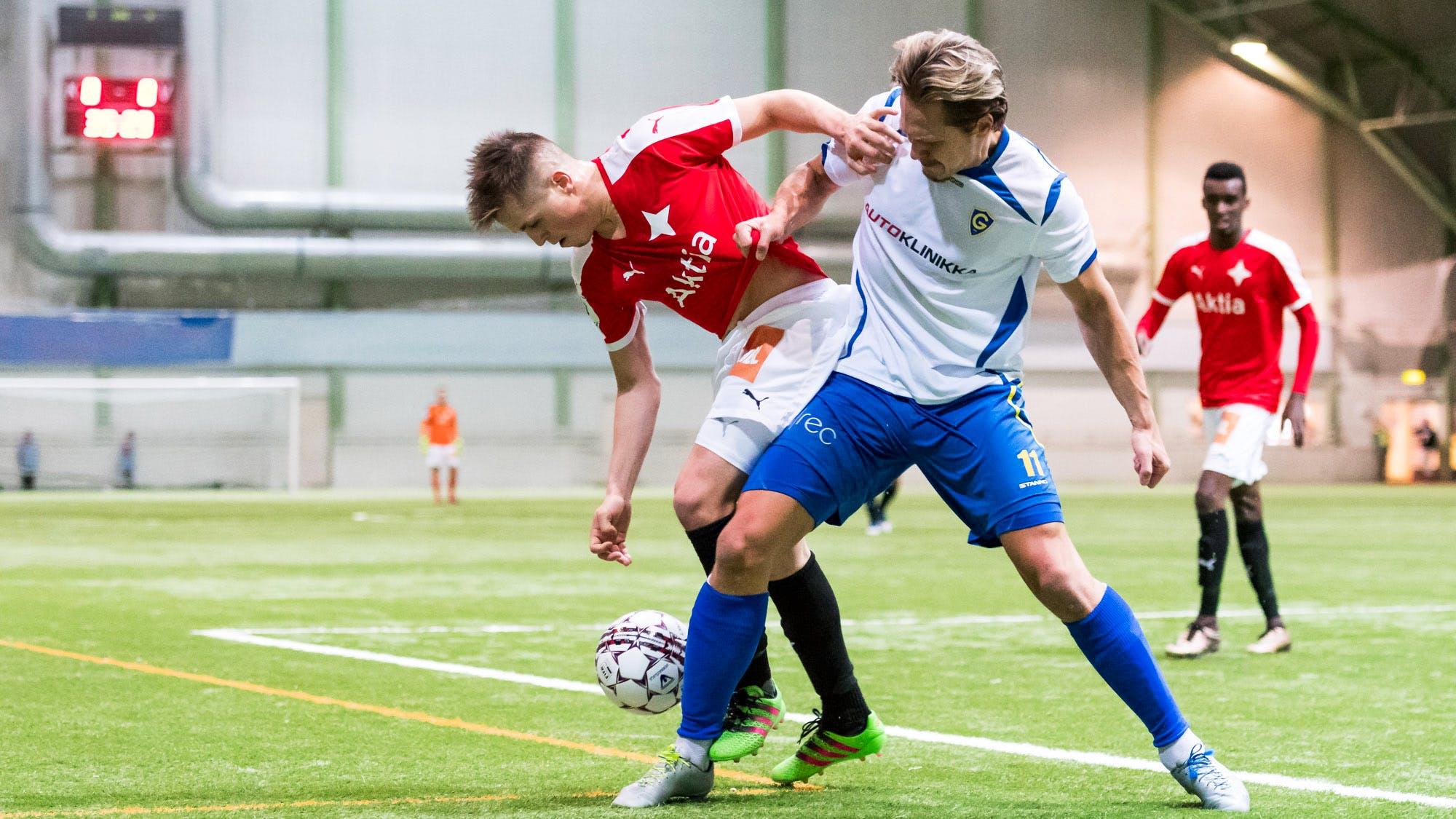 HIFK ja IF Gnistan kohtaavat perjantai-iltana Suomen Cupin avausottelussa