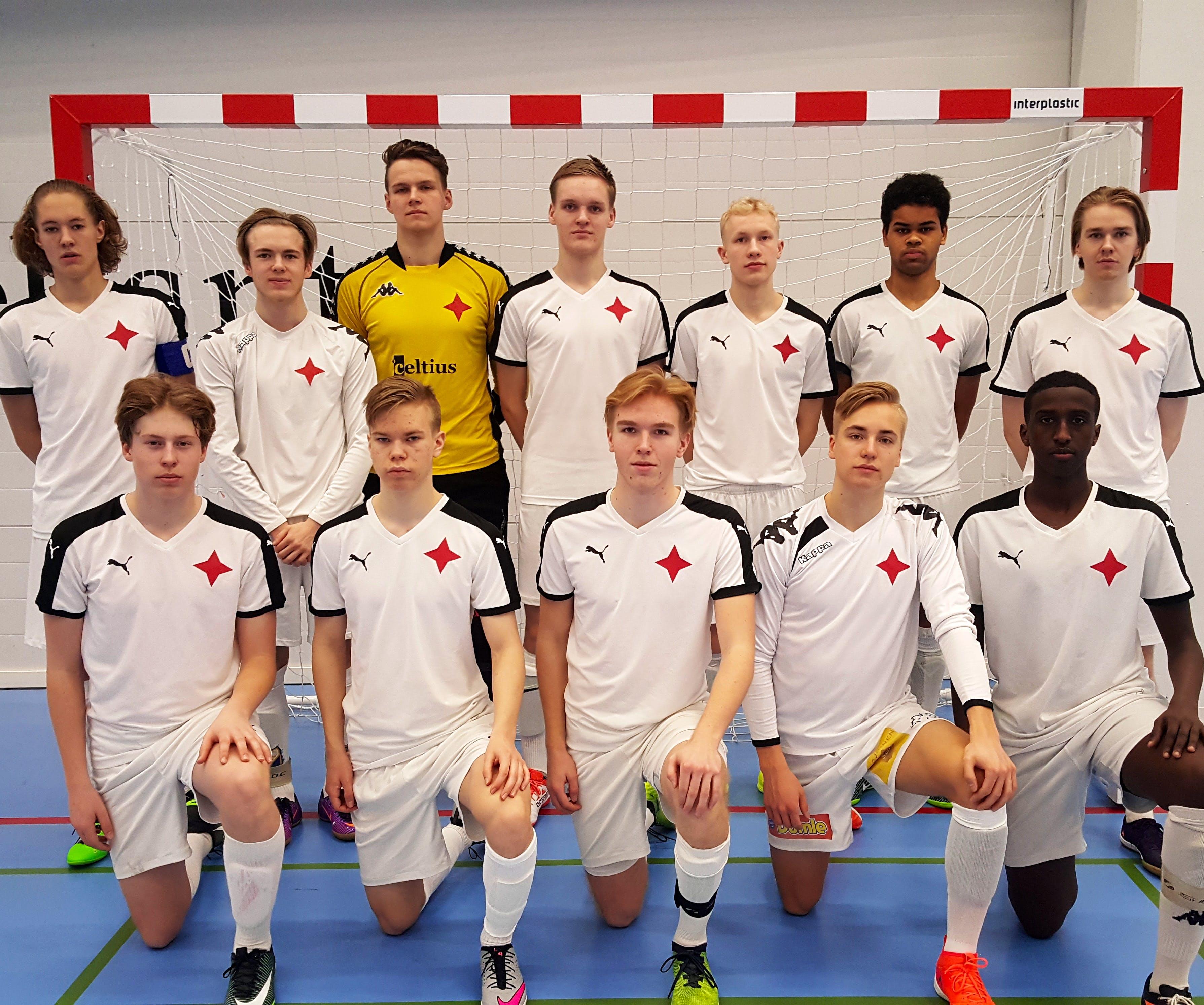 HIFK jäi mitaleitta U19 Futsal Liigan lopputurnauksessa