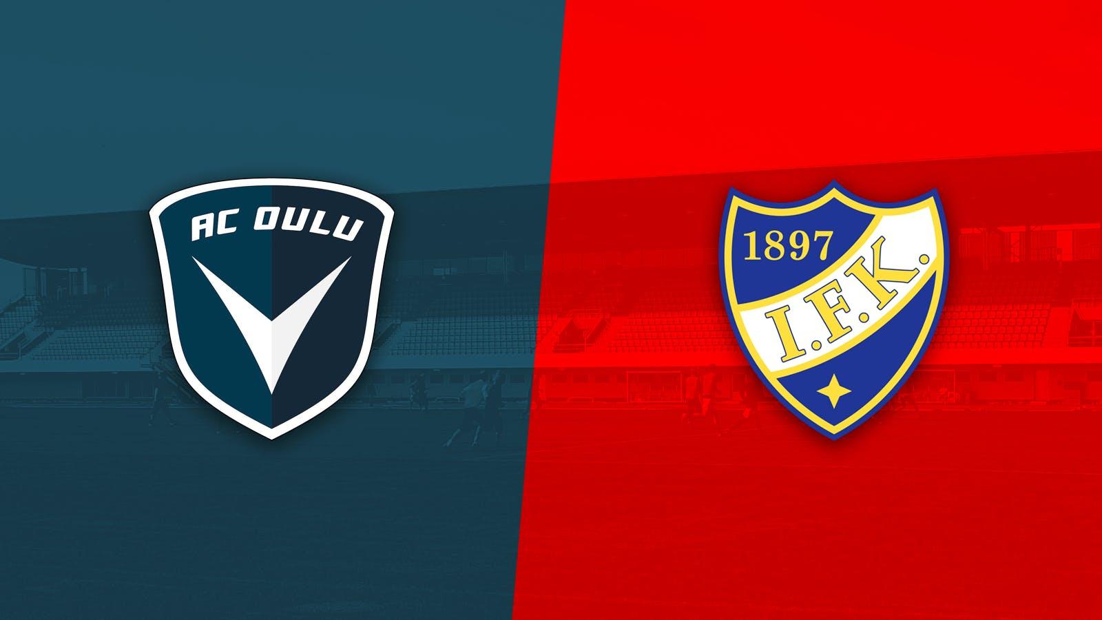 Otteluennakko: AC Oulu – HIFK La 1.9. klo 17:00