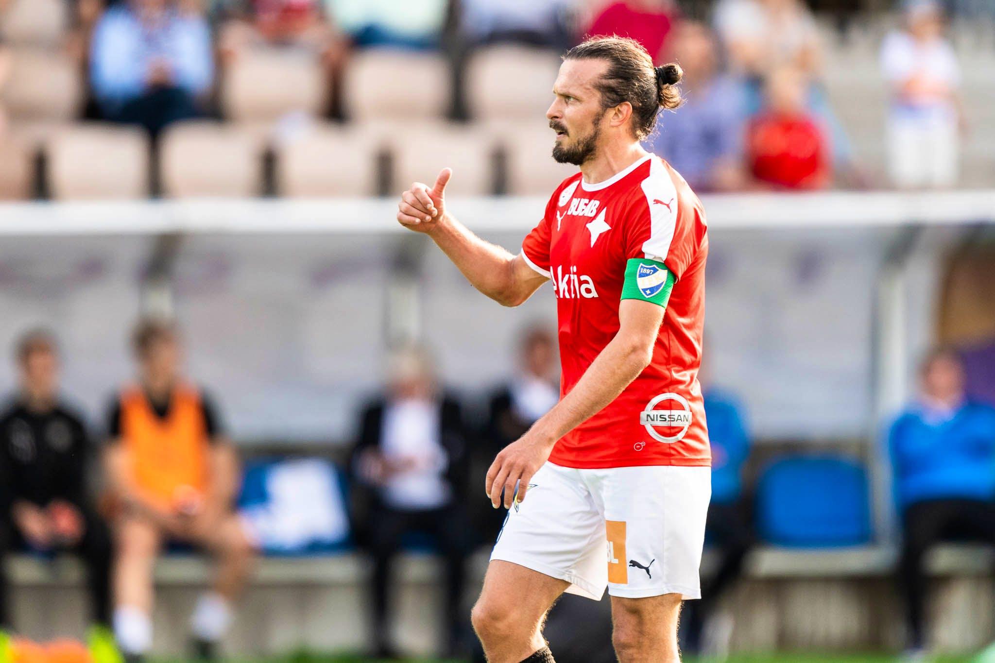 Jukka Halme jatkaa HIFK:ssa