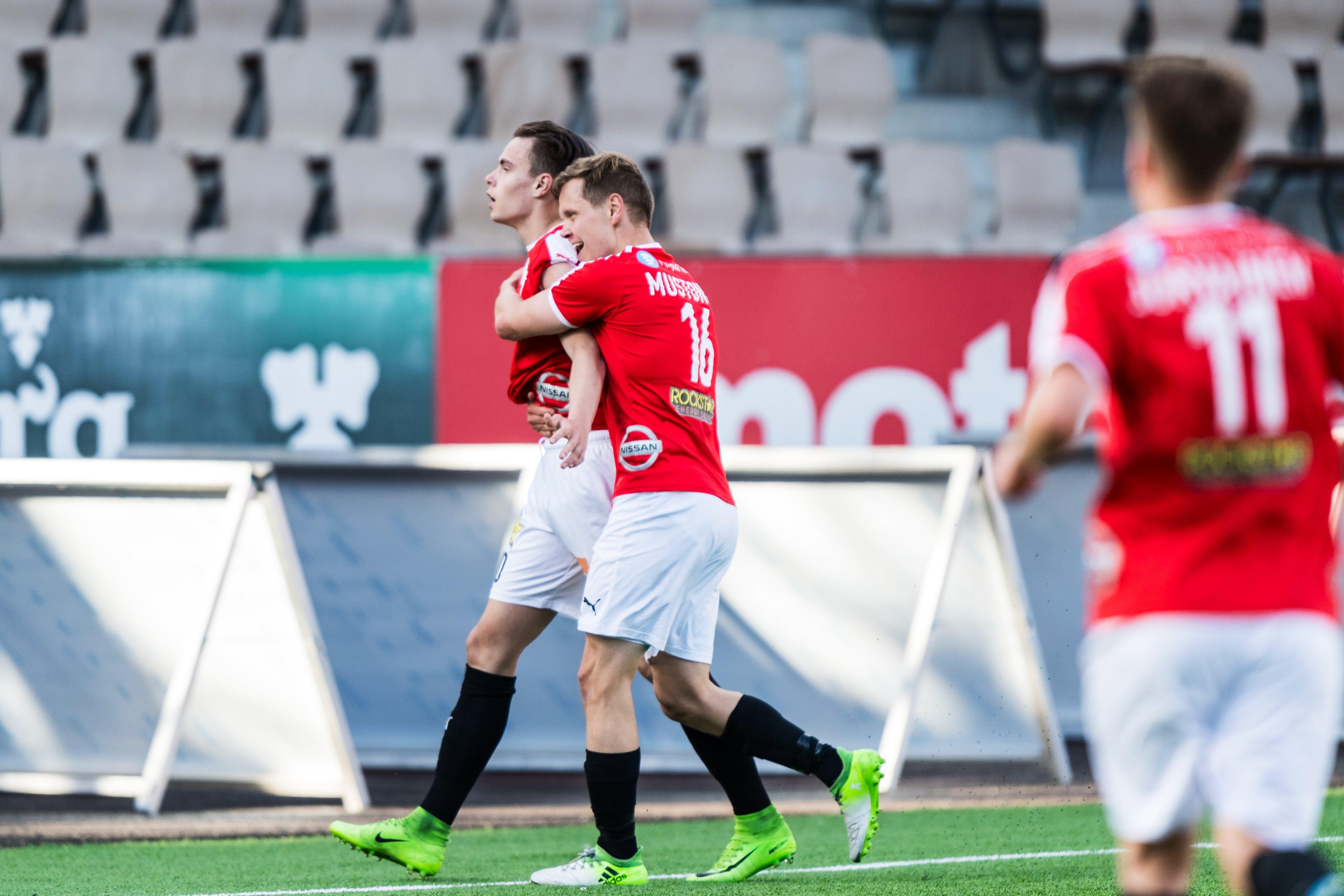 Otteluraportti: HIFK – KPV 2-0 (0-0)