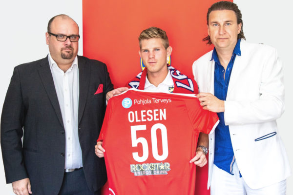 HIFK_Olesen_Casper_2