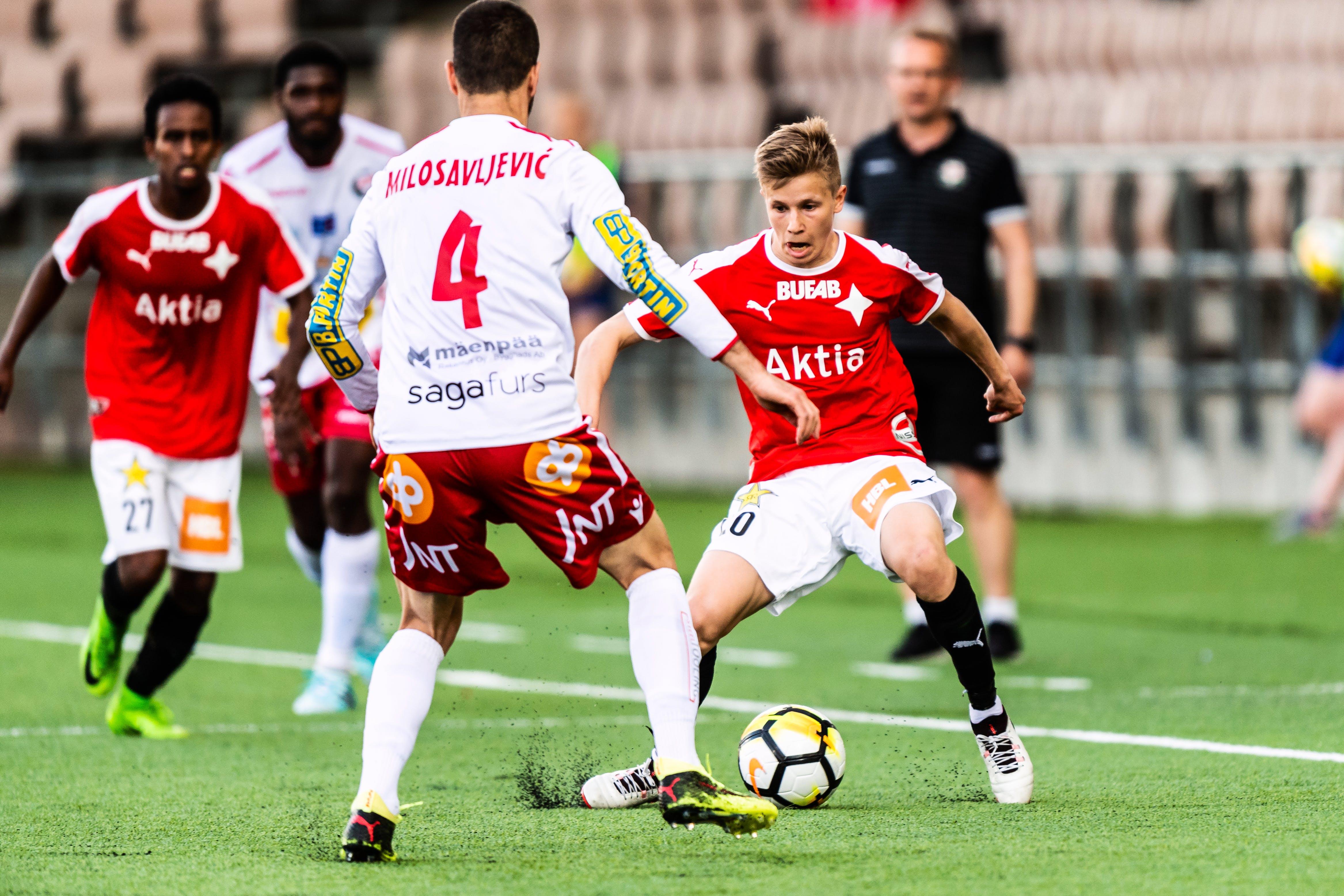 Otteluennakko: FF Jaro – HIFK 9.7.