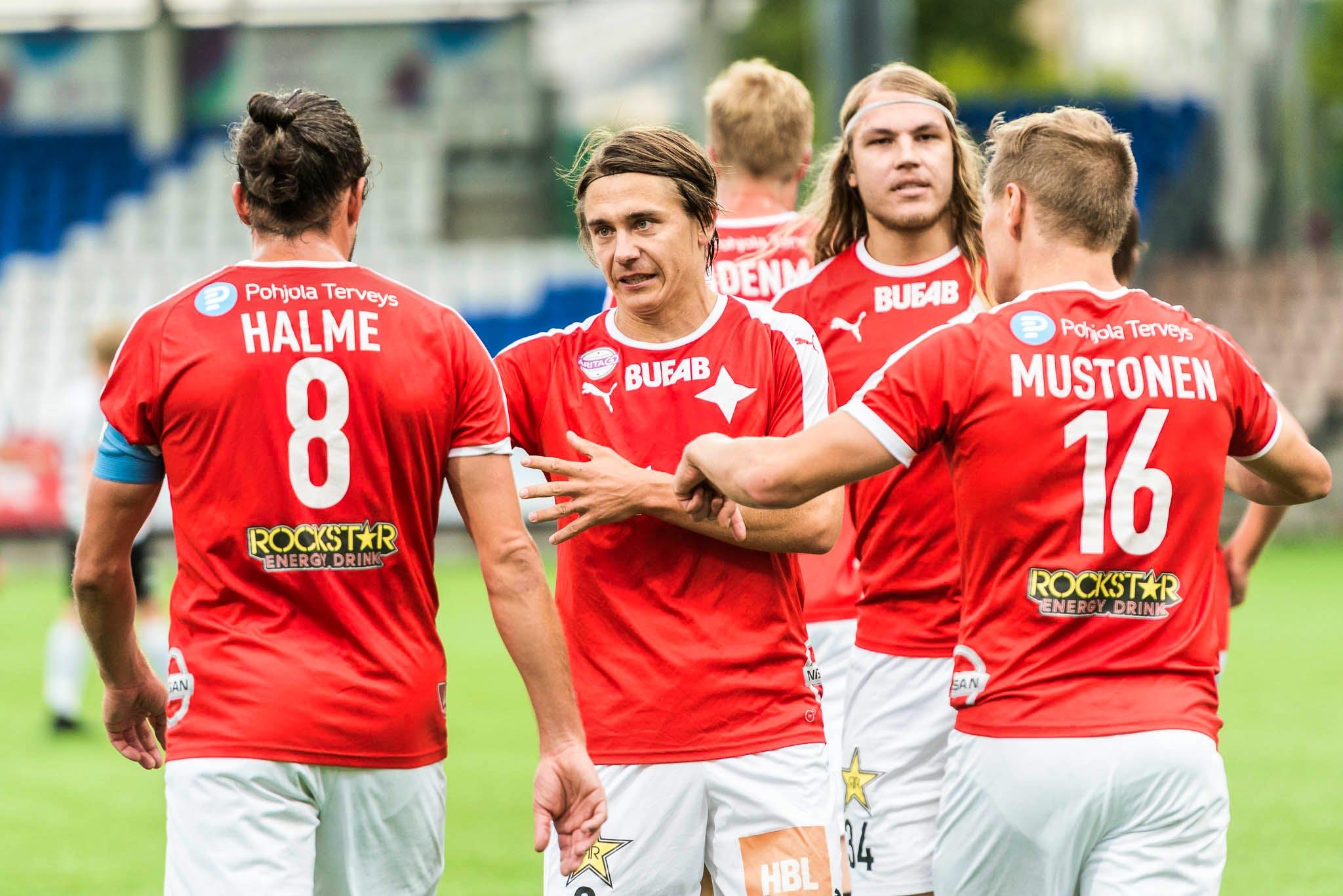 Otteluraportti: JJK – HIFK 0-2 (0-0)
