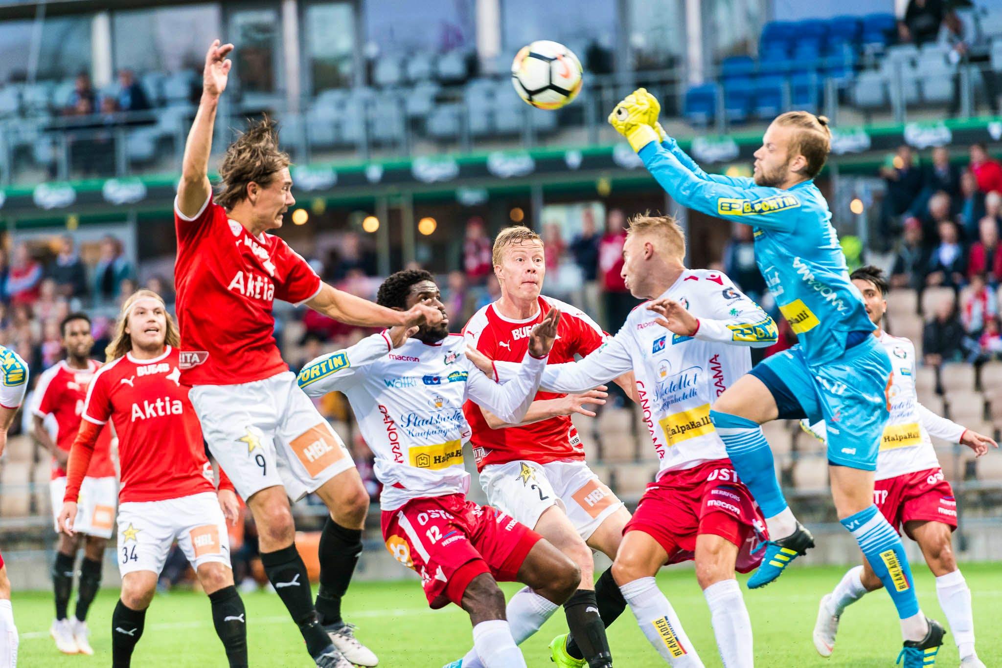 Otteluraportti: HIFK – FF Jaro 0-1 (0-0)
