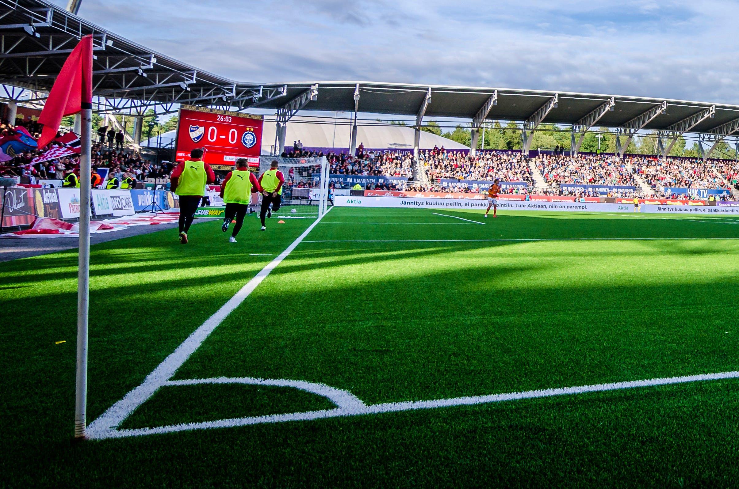 HIFK ja Kevin Larsson sopimukseen