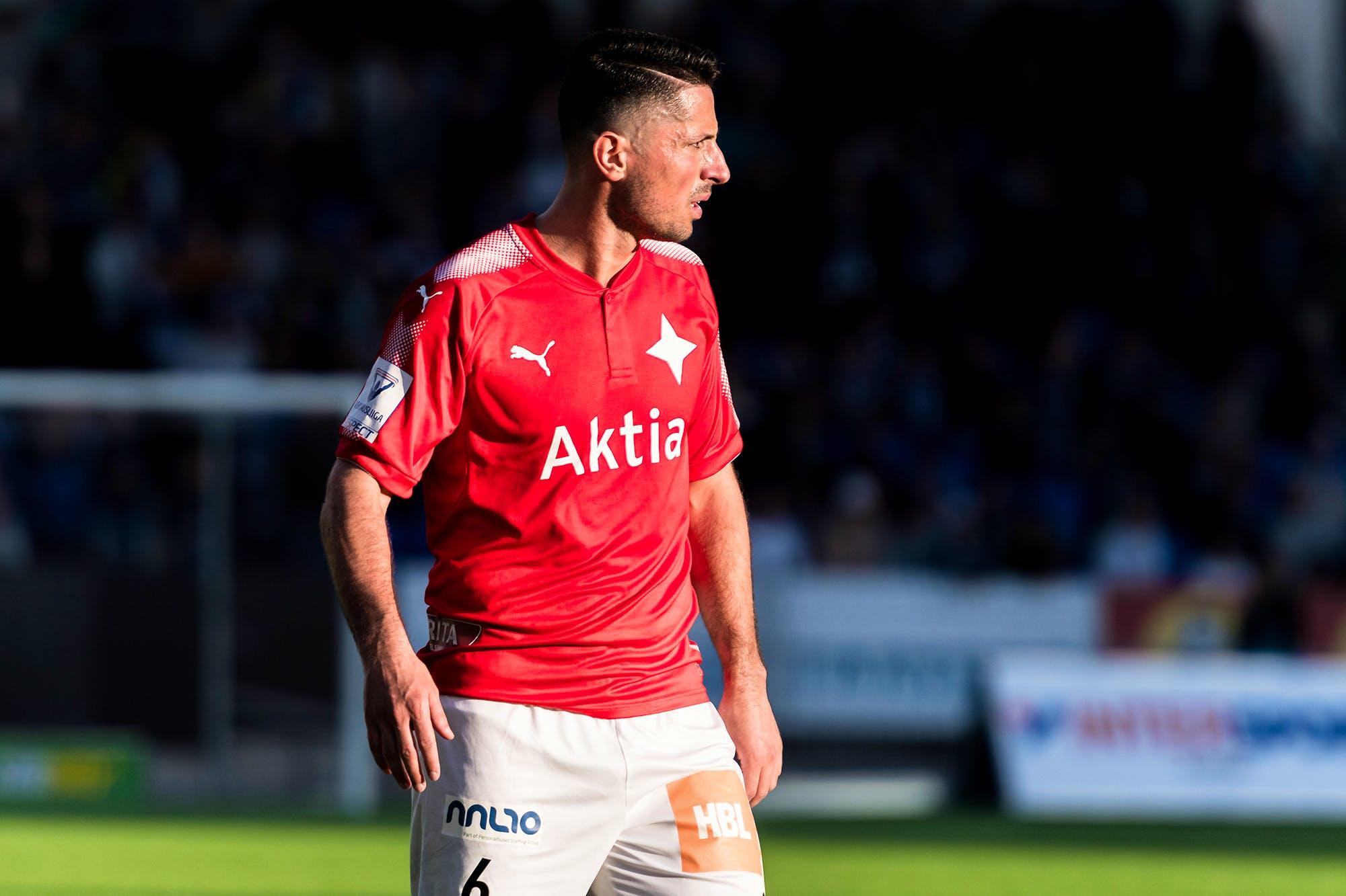 Xhevdet Gela återvänder till HIFK