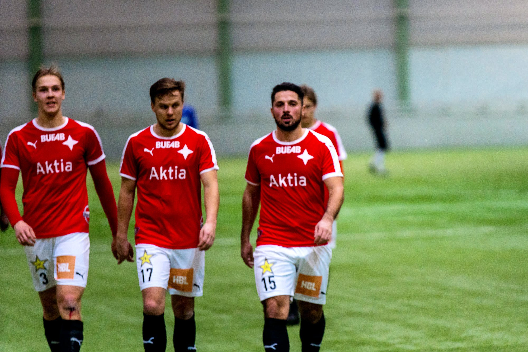 Otteluraportti: HIFK-FC Honka 1-2 (1-2)