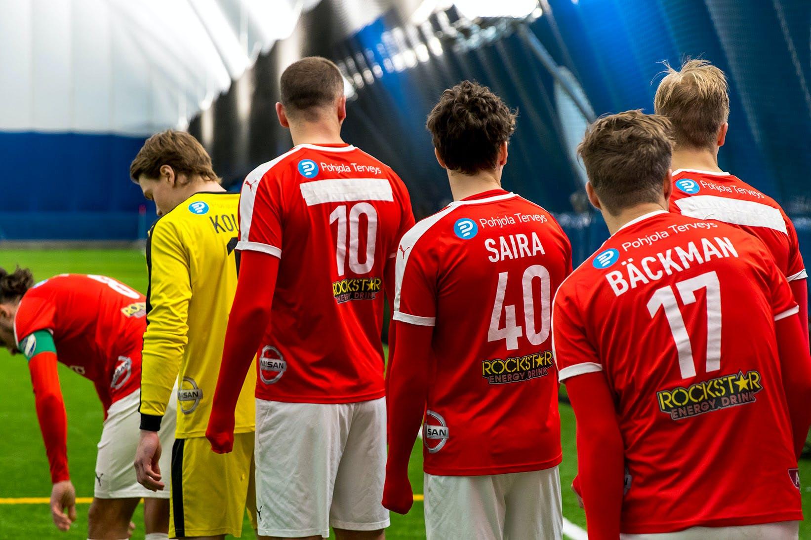 Matchrapport: FC Lahti – HIFK 2-1(2-0)