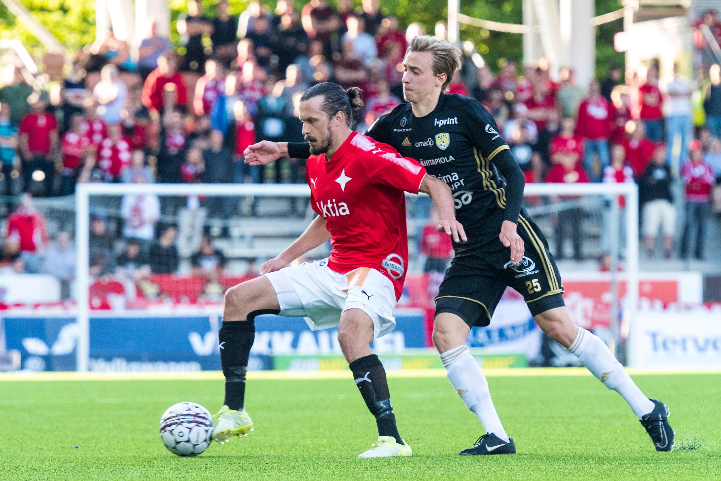 Inför matchen: SJK-HIFK lö 6.4.2019 kl. 15.00