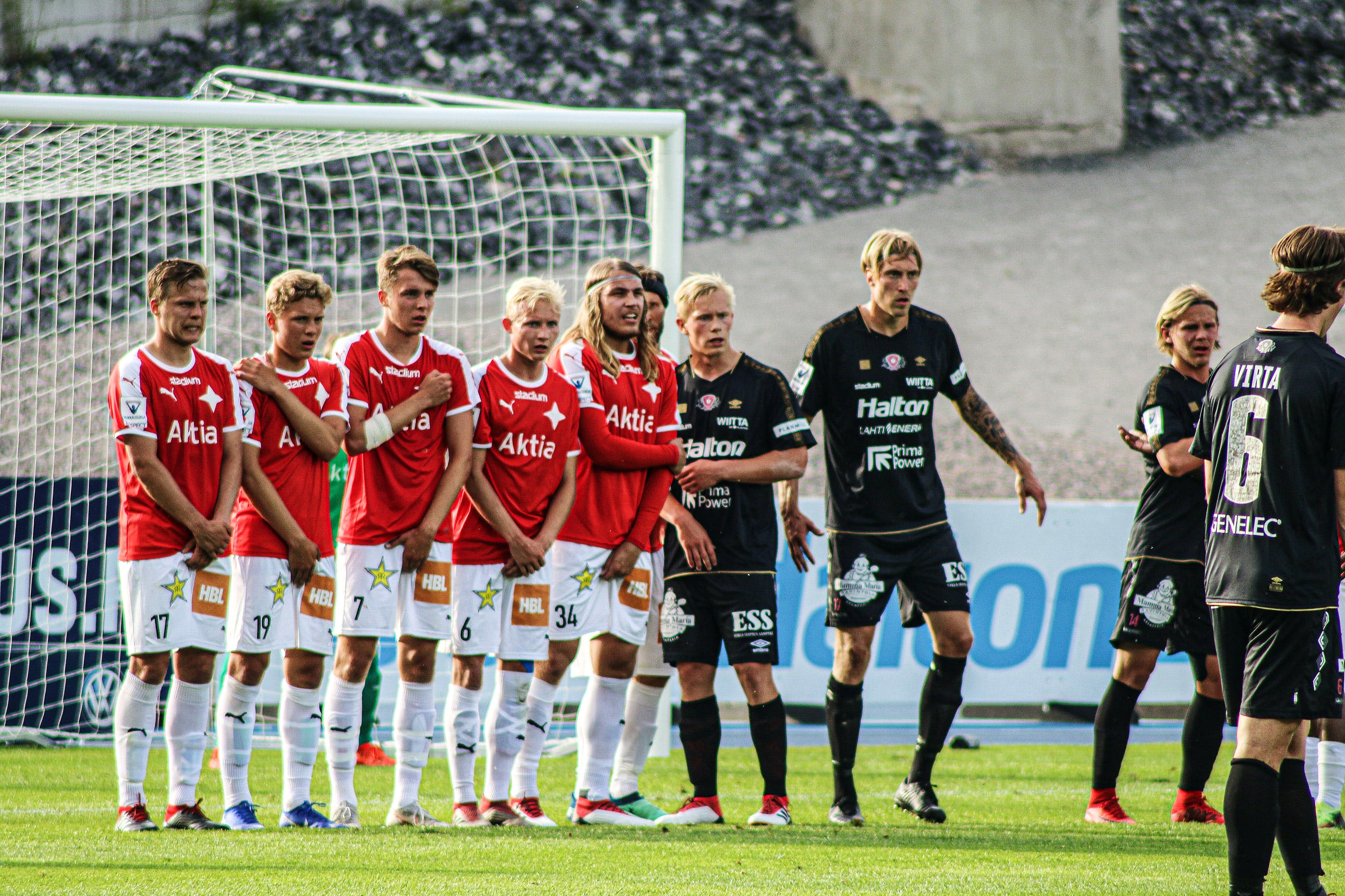 Otteluraportti: HIFK ja FC Lahti maalittomaan tasapeliin