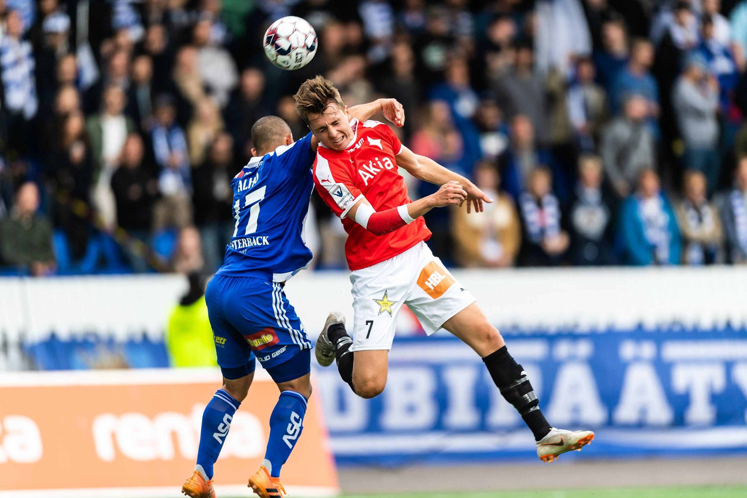 Otteluraportti: HJK vei voiton Stadin Derbyssä