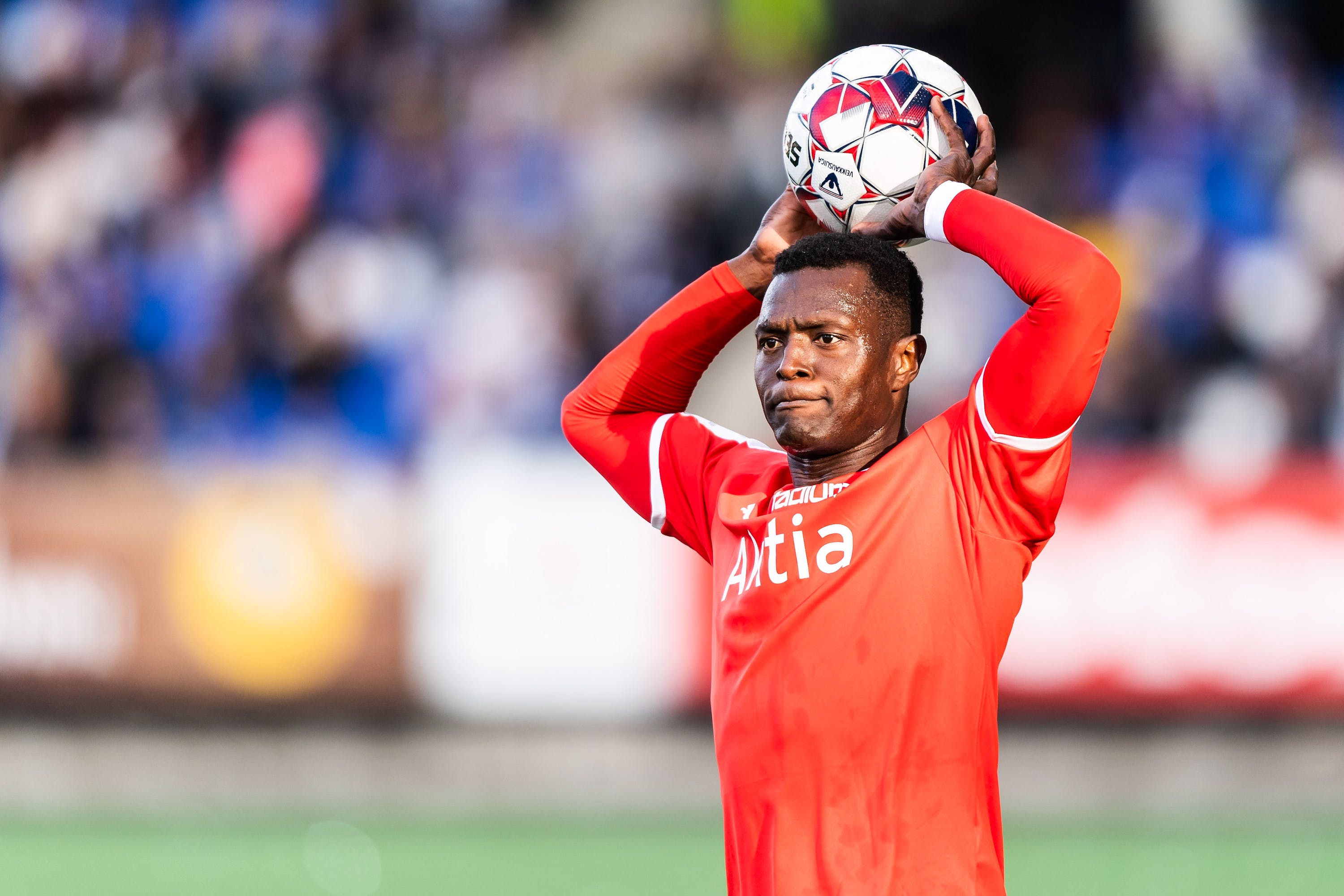 HIFK and Hassan Sesay agree on contract extension