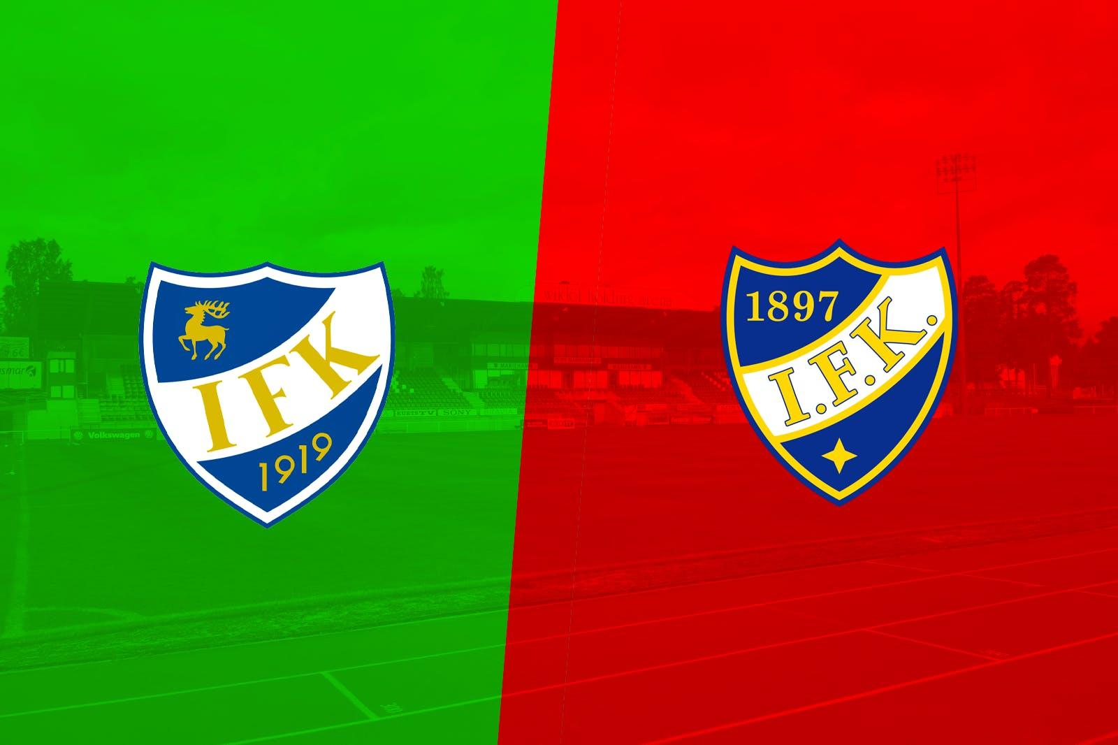 Otteluennakko: Kauden toinen IFK-kohtaaminen huomenna Maarianhaminassa