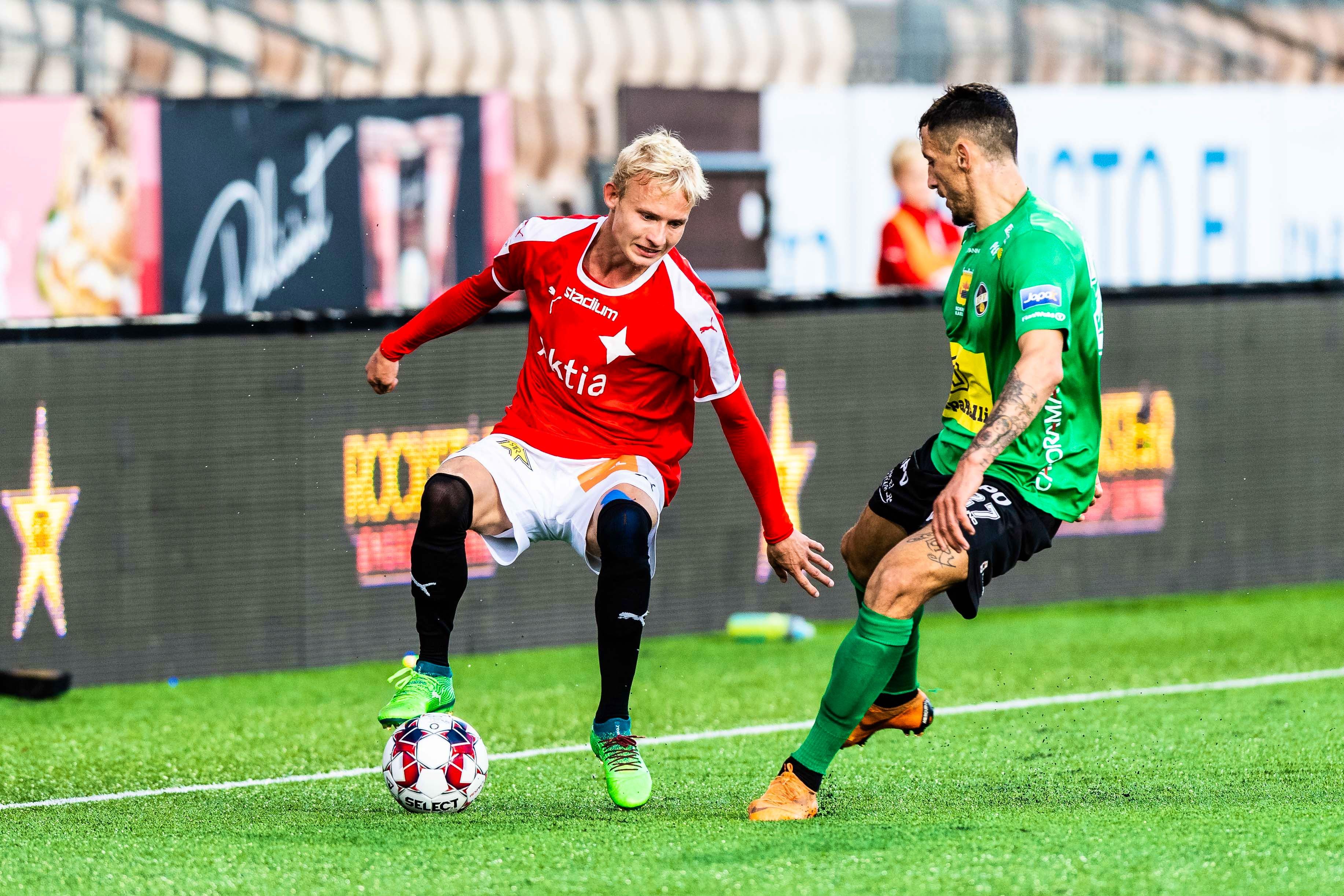 Otteluraportti: HIFK avasi haastajasarjan voitolla