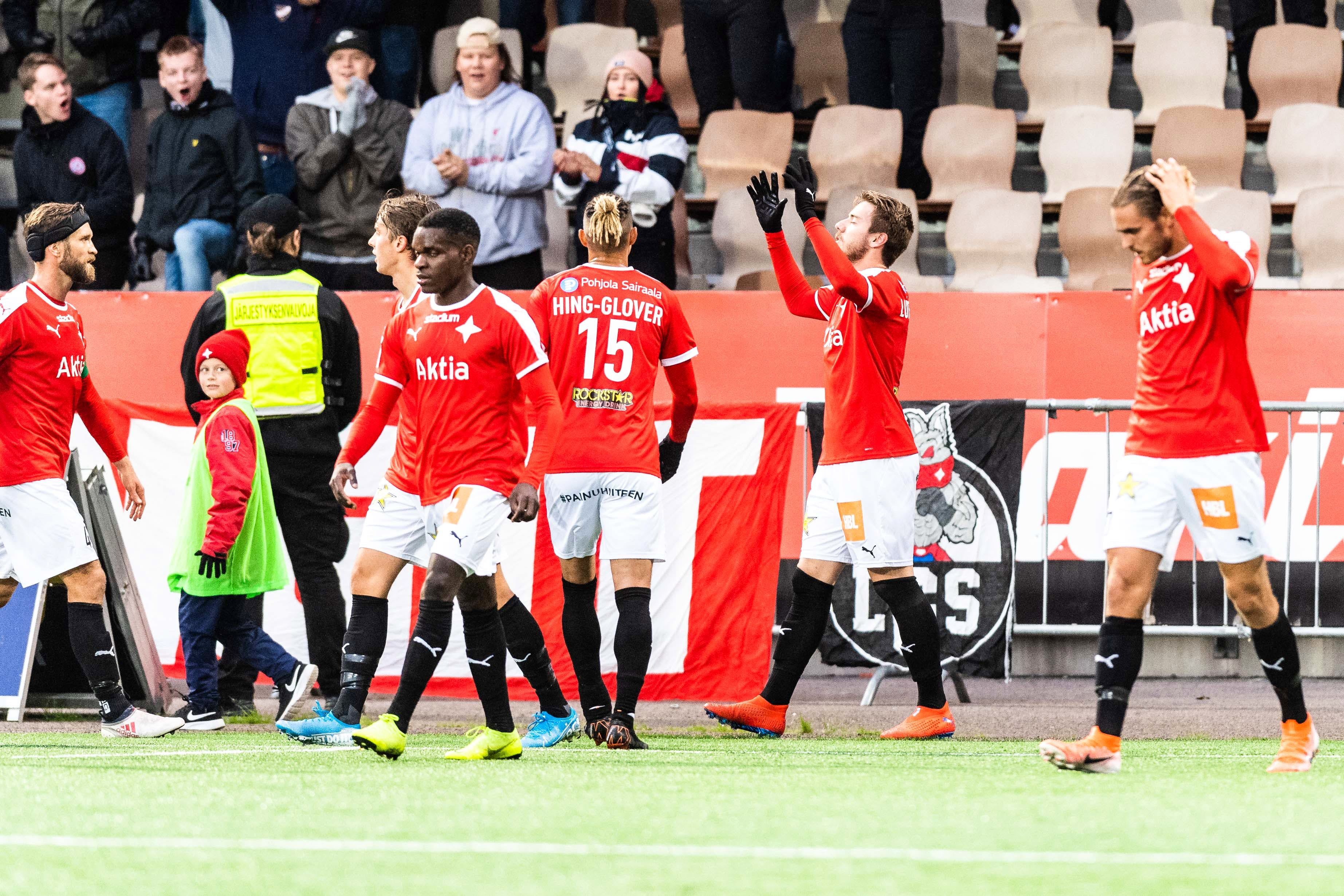 HIFK secure place in playoff for last Europa League-spot