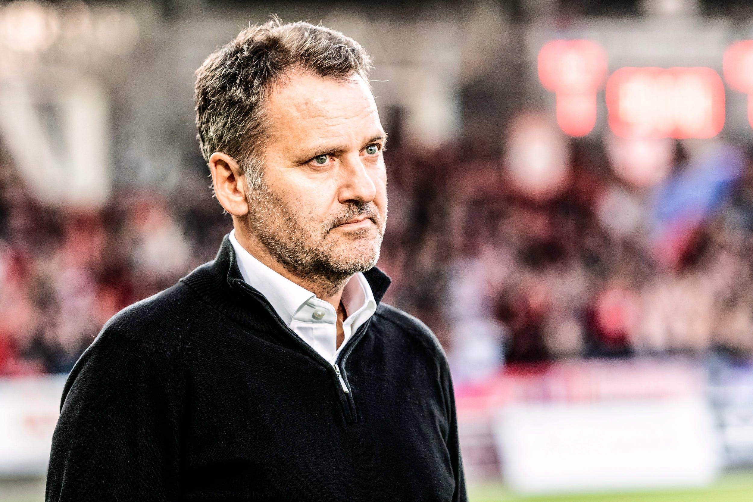 Tor Thodesen fortsätter som HIFK:s chefstränare