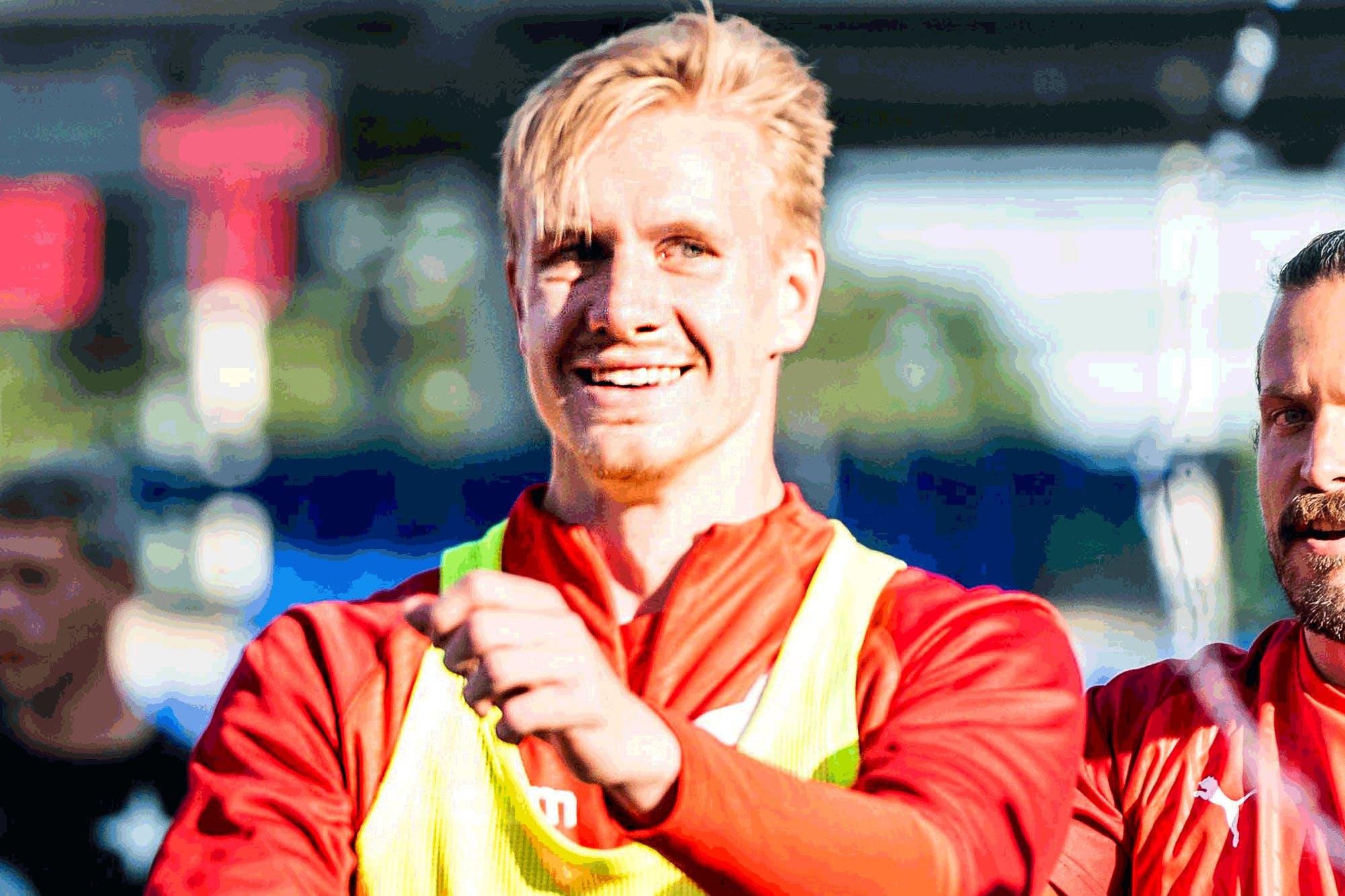 Martti Puolakainen får nytt kontrakt