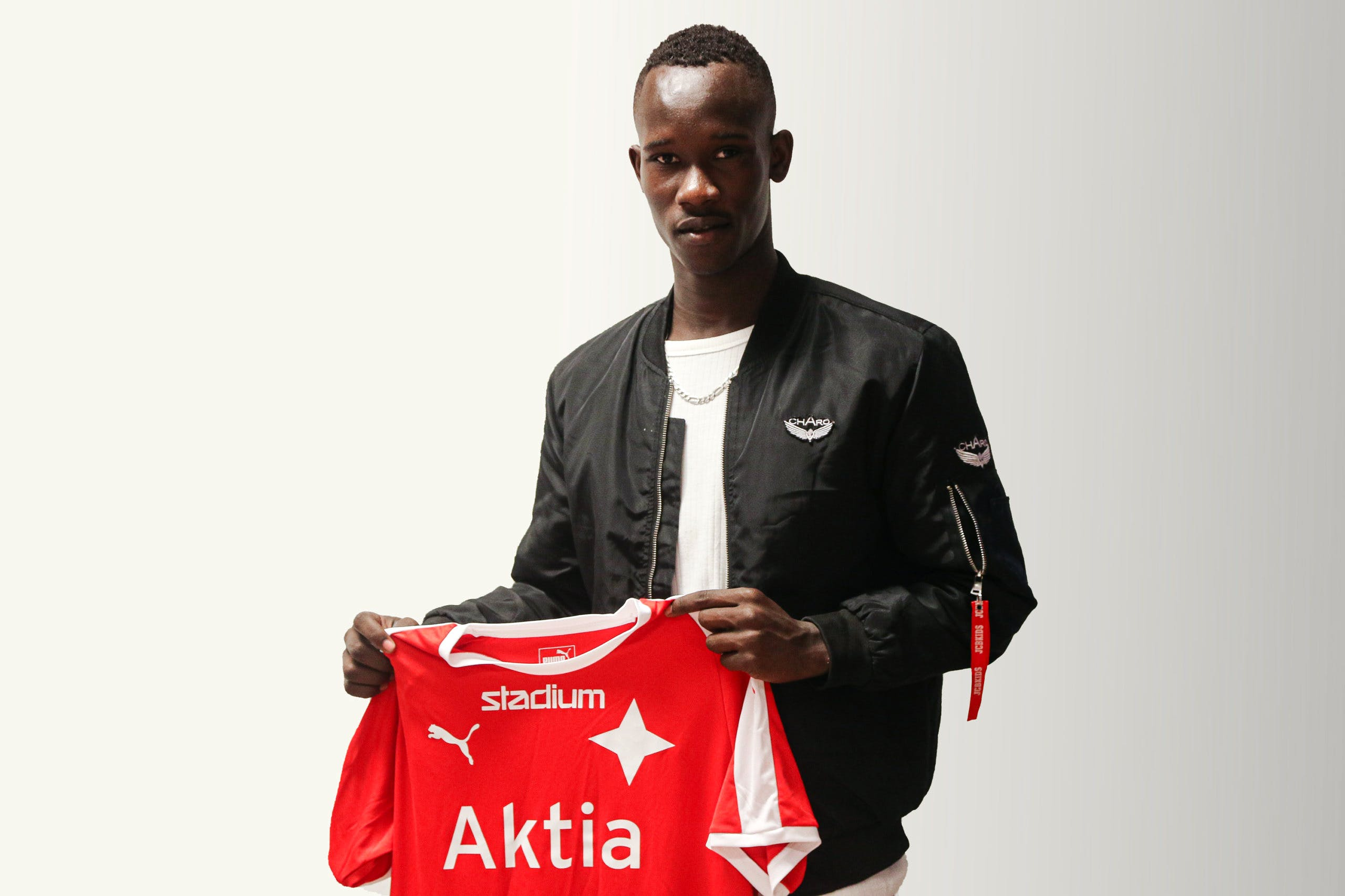 HIFK sign Kenyan striker Sydney Lokale