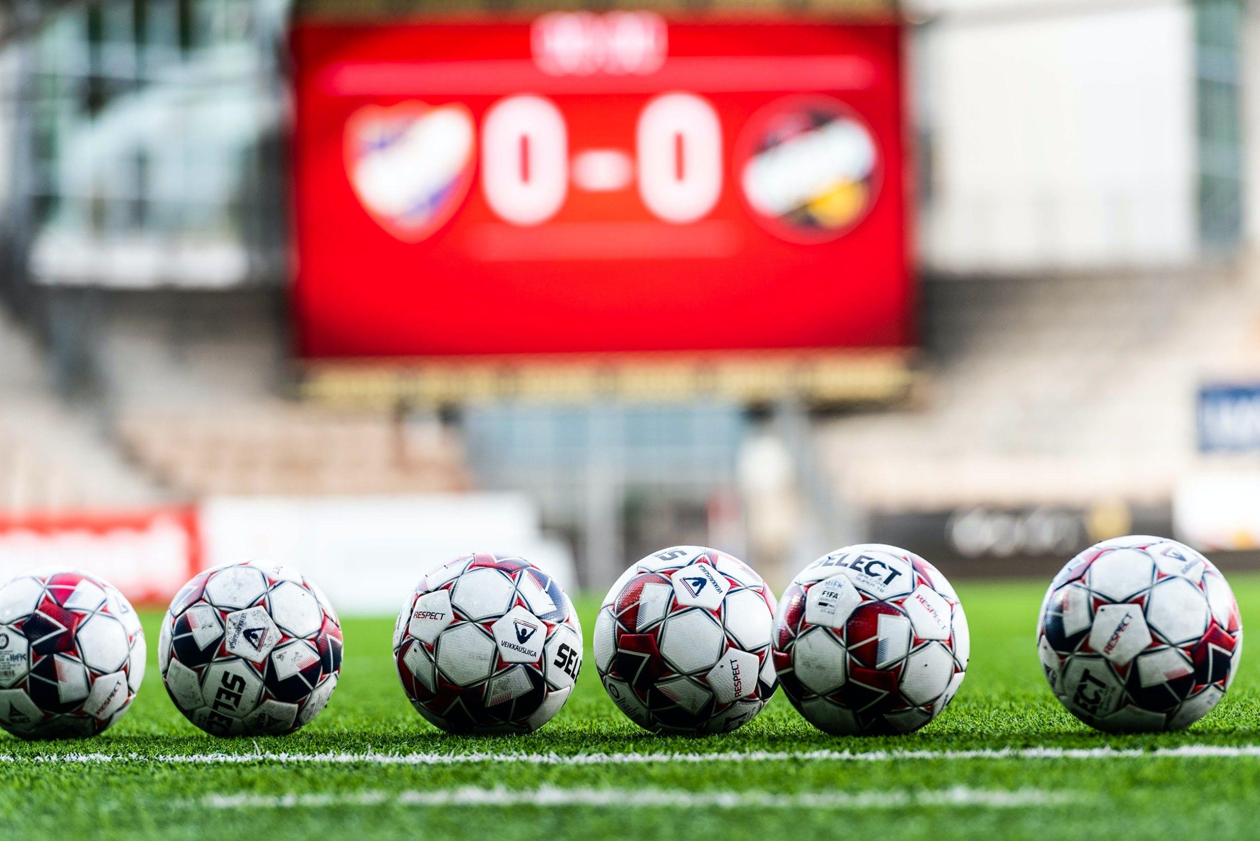 Veikkausliigas matchprogram för säsongen 2020 publicerat