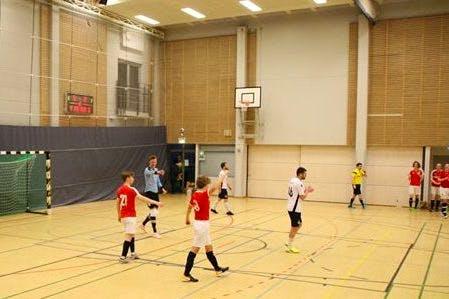 HIFK Futsal pistemenetyksittä lohkonsa kärjessä